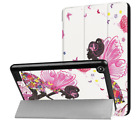 For Amazon Kindle fire 7 8 Tablet Slim Case Cover Protect Tablet Device