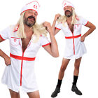 STAG DO FANCY DRESS MENS NURSE FUNNY COSTUME ADULTS NOVELTY STAG NIGHT