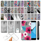 "For Huawei Honor 6X/ Mate 9 Lite 5.5"" Clear TPU Soft Case Phone Cover + Pen"