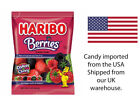 INPORTED FROM THE USA HARIBO BERRIES  CANDY SWEETS KIDS WEDDING CART
