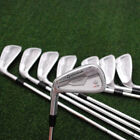 TaylorMade Golf LEFT HAND RSi TP 8 Iron Set 3-PW Dynamic Gold XP Stiff S300 NEW