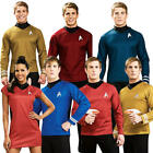 Star Trek Adults Fancy Dress Sci Fi Movie Trekky Character Mens Ladies Costumes on eBay