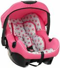 Obaby GROUP 0+ CAR SEAT Infant Carrier Newborn Baby Car Travel Safety BN