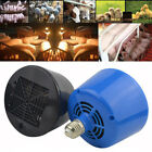Cultivation Heating Lamp Thermostat Fan Heater for Chicken Pigs Reptile Goodish