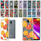 """For LG G7 ThinQ G710 6.1"""" Ultra Thin Clear Soft Silicone Gel TPU Case Cover"""