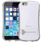 Dual Layer Rugged Hybrid Kickstand Grip Shockproof Case Skin For iPhone 6 6s
