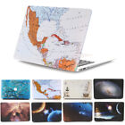 "Colorful Paint Marble Matte Hard Case Shell for MacBook PRO 13"" 15"" 2017 2018"