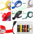 1pcs/lot 15M Vinyl Electrical Tape Leaded PVC Electrical Insulation Tape UK