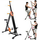 Maxi Climber Vertical Stepper Exercise Fitness with Monitor & Manual Sealed new