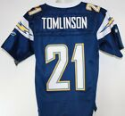 NEW Kids Youth Boys REEBOK LaDainian Tomlinson #21 Chargers NFL Football Jersey $31.99 USD on eBay