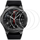 For Samsung Gear S3 S2 Galaxy Watch 42/46mm Tempered Glass Screen Protector Film