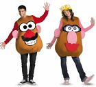 Disguise Toy Story Mr. / Mrs. Potato Head Deluxe Adult Halloween Costume 15723