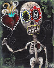 Take My Heart by Abril Andrade Griffith Canvas or Paper Rolled Art Print