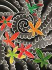 Maple Leaves by David Simmes Canvas or Paper Rolled Art Print