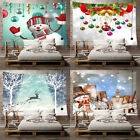 Christmas Xmas  Fashion Tribe Style Carpet Wall Hanging Tapestry For Wall Decor