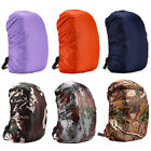 35-80L Waterproof Backpack Bag Rain Cover for Travel Outdoor Sports Bag USA
