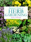 Beginners' Guide to Herb Gardening by Cuthbertson, Yvonne Book The Fast Free