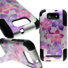 Armor Hybrid Unique Design Phone Cover Case with Stand for BLU Studio 5.5 D610A