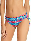 81f33d4cbb Freya Cuban Crush Mid Rise Bikini Brief 4037 Adjustable Sides Lined Bottoms