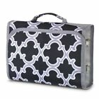 Fashion Jewelry Hanging Travel Camping Hiking Closure Organizer Roll Bag