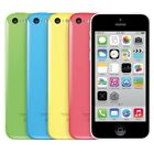 "Apple iPhone 5c 16GB 4G LTE 4"" Retina HD 8MP (Unlocked) Smartphone SRB"