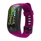 Sports Smart BT Watch Bracelet Fitness Tracker IP68 Waterproof for Android IOS