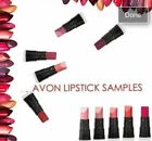 Avon 10x - 50x Mini Lipstick Samples Mixed Shades Stocking Hen Party Bag Fillers