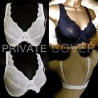 BRA BEAUTIFUL BODYFIT LUXURY LACE BRA 34B 40F