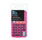 Blok Pocket Calculator Handy Size 8 Digit Display Battery Operated New - UK