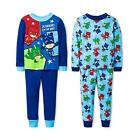 PJ Masks Toddler Boy's 'On The Way' 4-Piece Cotton Pajama Set