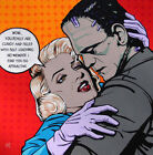 Terms of Endearment by Mike Bell Comic Book Frankenstein Giclee Art Print