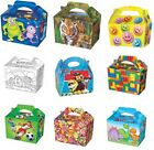 Birthday Christmas Halloween Gift Party Boxes Good For Holding Sweets For Kids