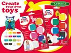 FIMO KIDS SOFT OVEN BAKE CLAY COLOUR PACK - 6x 42g BLOCKS - CHOOSE FROM 2 PACKS