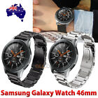 Samsung Galaxy Watch 46mm Stainless Steel Strap Watch Replacement Bracelet Oz