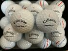 24 CALLAWAY CHROME SOFT TRUVIS GOLF BALLS  CHOOSE GRADE AND COLOUR