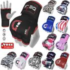 Kyпить DEFY™ Gel Padded Inner Gloves with Hand Wraps MMA Muay Thai Boxing Fight PAIR  на еВаy.соm