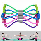 Stretch Band Rope Latex Rubber Arm Resistance Fitness Exercise Pilates Yoga Gym image