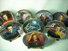 Choose ONE OR MORE Plates STAR TREK DEEP SPACE NINE Plate Collection M Weistling on eBay
