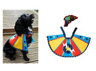 DOG LIFE FANCY DRESS SUPERHERO WIZZARD HALLOWEEN CHRISTMAS DRESS UP TOY GIFT