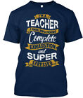 Teacher I Got Two Moods - I'm A Have Complete Exhaustion Standard Unisex T-shirt