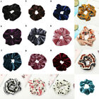Sweet Velvet Elastic Hair Rope Scrunchie Ponytail Holder Rubber Band Accessories