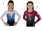 NEW Icy Gymnastics Competition Leotard by Snowflake Designs