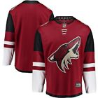 Fanatics Branded Arizona Coyotes Red Breakaway Home Jersey $97.49 USD on eBay