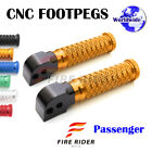 FRW CNC 6Color Rear Footpegs For Triumph Thunderbird Sport 98-03 99 00 01 02 03 $27.88 USD on eBay