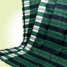 Throw blanket Car, Home office or picnic 79 BY 71 INCHES Checkered pattern