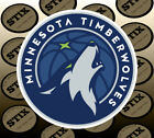 Minnesota Timberwolves Logo NBA Die Cut Vinyl Sticker Car Window Bumper Decal on eBay