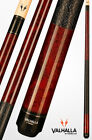 Viking Valhalla VA120 Hard Rock Maple Linen Wrap Pool/Billiard Cue - Mahogany $82.34 CAD on eBay