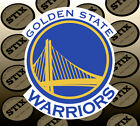 Golden State Warriors Logo NBA Die Cut Vinyl Sticker Car Window Bumper Decal on eBay