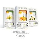 Внешний вид - SPA REDI Organic Luxurious Pedicure DETOX IN A BOX 4 in 1 ~CHOOSE any ~