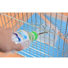 Pet Bird Feeder Cage Hanging Food Bowl Drinking Water Dispenser for Parrot